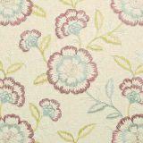 Clarke and Clarke Richmond Raspberry / Duckegg F0940-04 Drapery Fabric