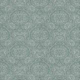 Fabricut Porthole Aqua 69474-01 Vignettes Collection Multipurpose Fabric