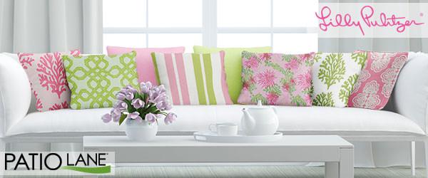 Lilly Pulitzer Home Decor Fabrics